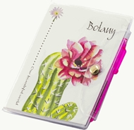 Picture of Blok s olovkom Botany A5_102825_102825_102825_102825_102825_102825_102825_102825
