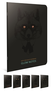 Slika od Bilježnica A4 Glow notes kocke