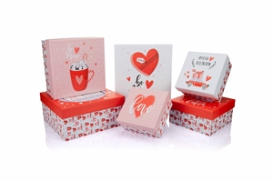 Picture of Set poklon kutija Love