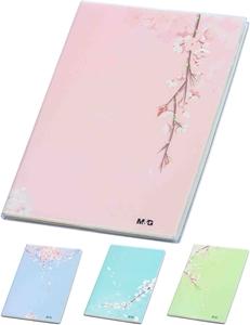 Picture of  Sakura notebook B5 - lines