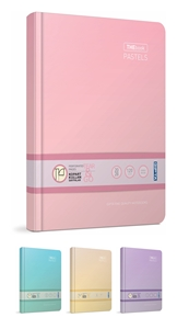 Picture of Notebook Pastels book M - lines