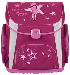 Picture of TIGER PRIME school bag love 36x23x39 cm